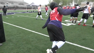 Tyler Gant Highlights #72 Rivals Camp Series Indianapolis 2021