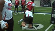 Trevor Jaks Highlights #196 Rivals Camp Series Houston 2020
