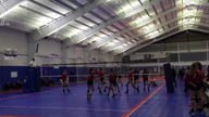 Emma Cottrill (Feb 2016 Middle Hitter Highlights)