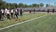 Damari Alston Highlights #159 Rivals Camp Series Atlanta 2021