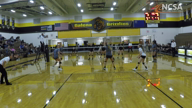 High School Varsity Volleyball 2019 #3