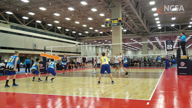 Ultimate Volleyball 15U Blue/LWC High School Highlight Video