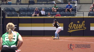 Lauren Daniels Highlights #58 - Crossroads Softball Series South Bend 2019 - Hitting